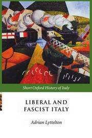 Liberal and Fascist Italy image