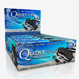 Quest Nutrition - Quest Bar Box of 12 (Cookies & Cream)