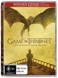 Game of Thrones - The Complete Fifth Season DVD