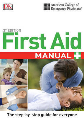 ACEP First Aid Manual by DK Publishing