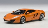 AUTOart 1:43 McLaren 12C Volc. (Orange) Diecast Model