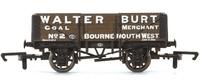 Hornby: 5 Plank Wagon 'Walter Burt' image
