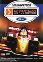 Champ Car World Series - Official Championship Review 2006 on DVD