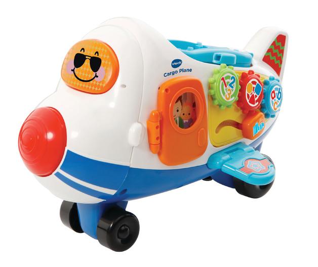 Vtech: Toot Toot Drivers Cargo Plane