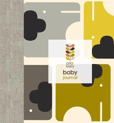 Orla Kiely - Baby Journal by Orla Kiely