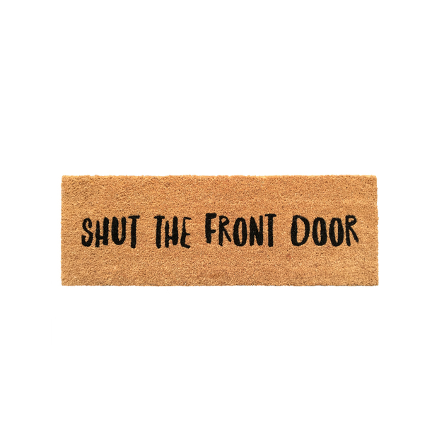 General Eclectic: Doormat - Shut The Front Door