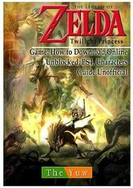 Legend of Zelda Twilight Princess Game by The Yuw