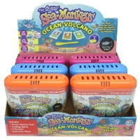 Sea Monkeys: Ocean Volcano Pack - (Assorted Colours) image