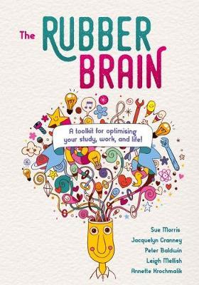 The Rubber Brain by Sue Morris image