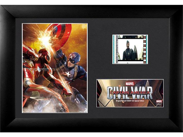 FilmCells: Mini-Cell Frame - Captain America: Civil War (Captain America & Iron Man) image