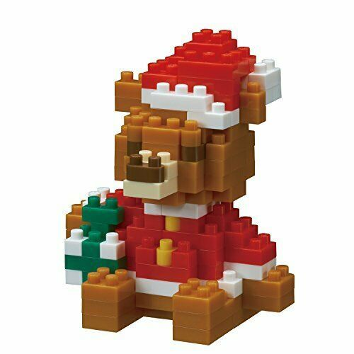 Nanoblock: Christmas Bear