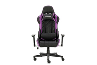Playmax Elite Gaming Chair - Purple and Black for