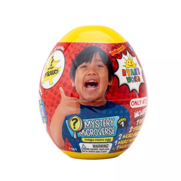 Ryans World: S5 Mini Mystery Egg - (Blind Box)