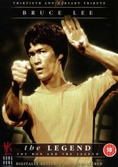 Bruce Lee: The Man, The Legend on DVD