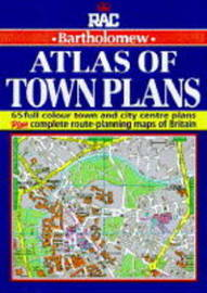 Atlas of Town Plans by Royal Automobile Club