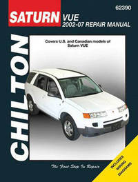 Saturn Vue 2002-07 by Haynes Publishing image