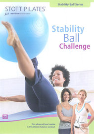 Stott Pilates - Stability Ball Challenge on DVD
