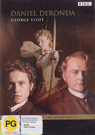 Daniel Deronda on DVD image