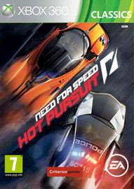Need for Speed Hot Pursuit (Classics) for Xbox 360