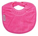 Silly Billyz Towel Biblet (Cerise)