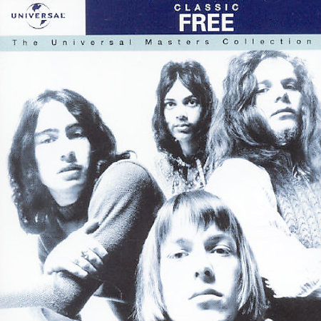 Universal Masters Collection by Free (Rock) image