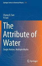 The Attribute of Water by Chang Q Sun