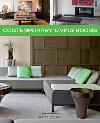 Contemporary Living Rooms by Wim Pauwels