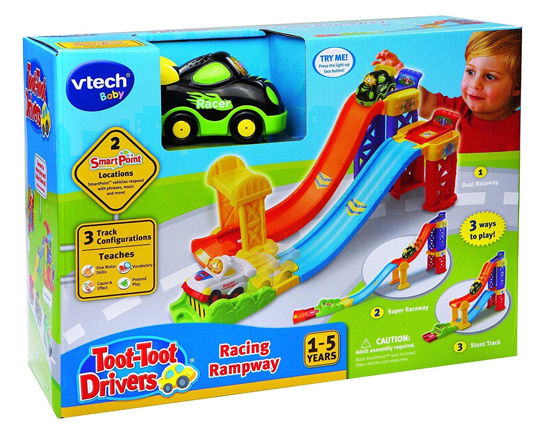 VTech: Toot-Toot Drivers Racing Rampway image