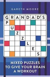 Grandad's Puzzles by Gareth Moore image