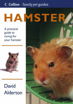 Hamster by David Alderton