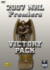 NRL - 2007 Premiers Victory Pack (5 Disc Set) on DVD