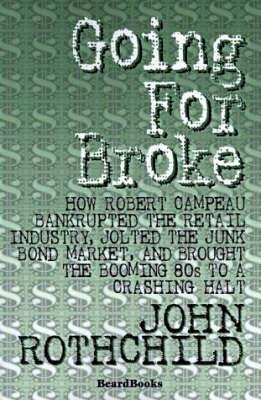 Going for Broke by John Rothchild image
