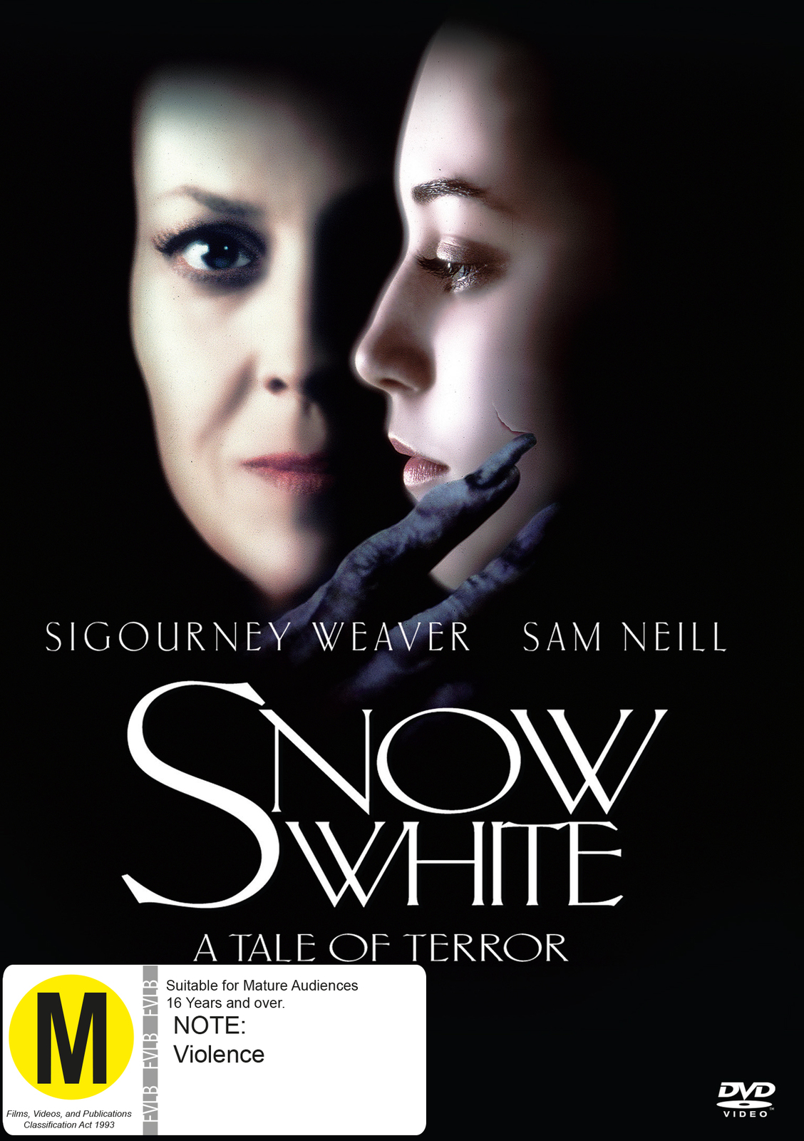 Snow White: A Tale of Terror on DVD image