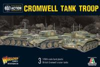 Bolt Action: Cromwell Tank Troop