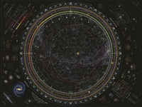 Ravensburger: 1,500 Piece Puzzle - Map of the Universe