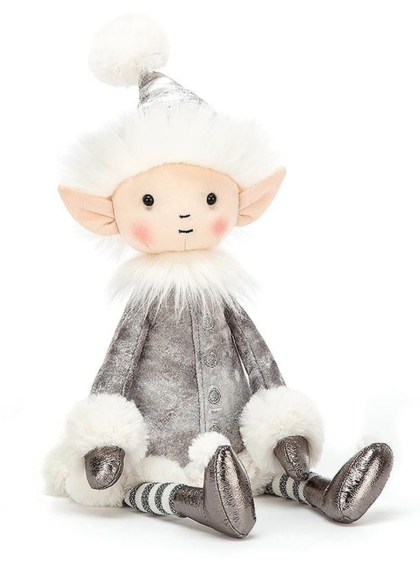 Jellycat: Shimmer Elf - Medium Plush