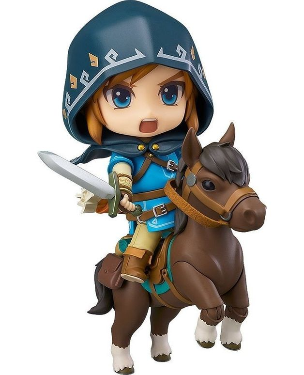 Legend of Zelda: Link (DX Edition) - Nendoroid Figure