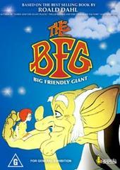 The BFG - Big Friendly Giant on DVD