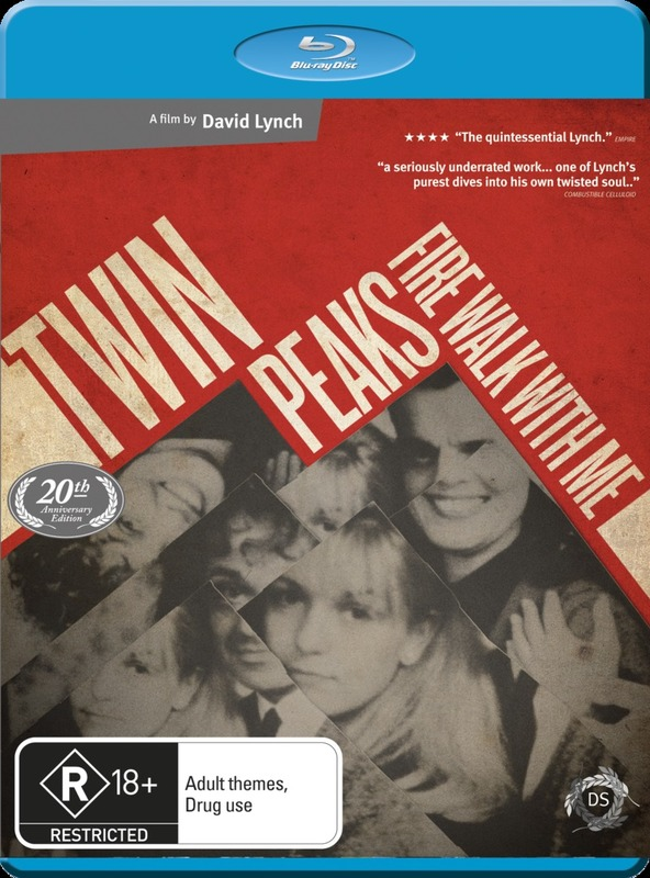 Twin Peaks: Fire Walk with Me on Blu-ray