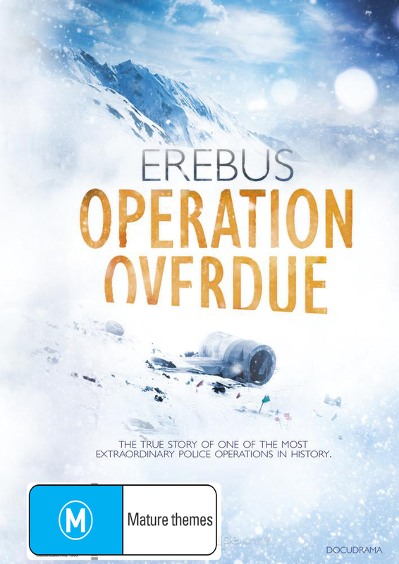 Erebus: Operation Overdue on DVD