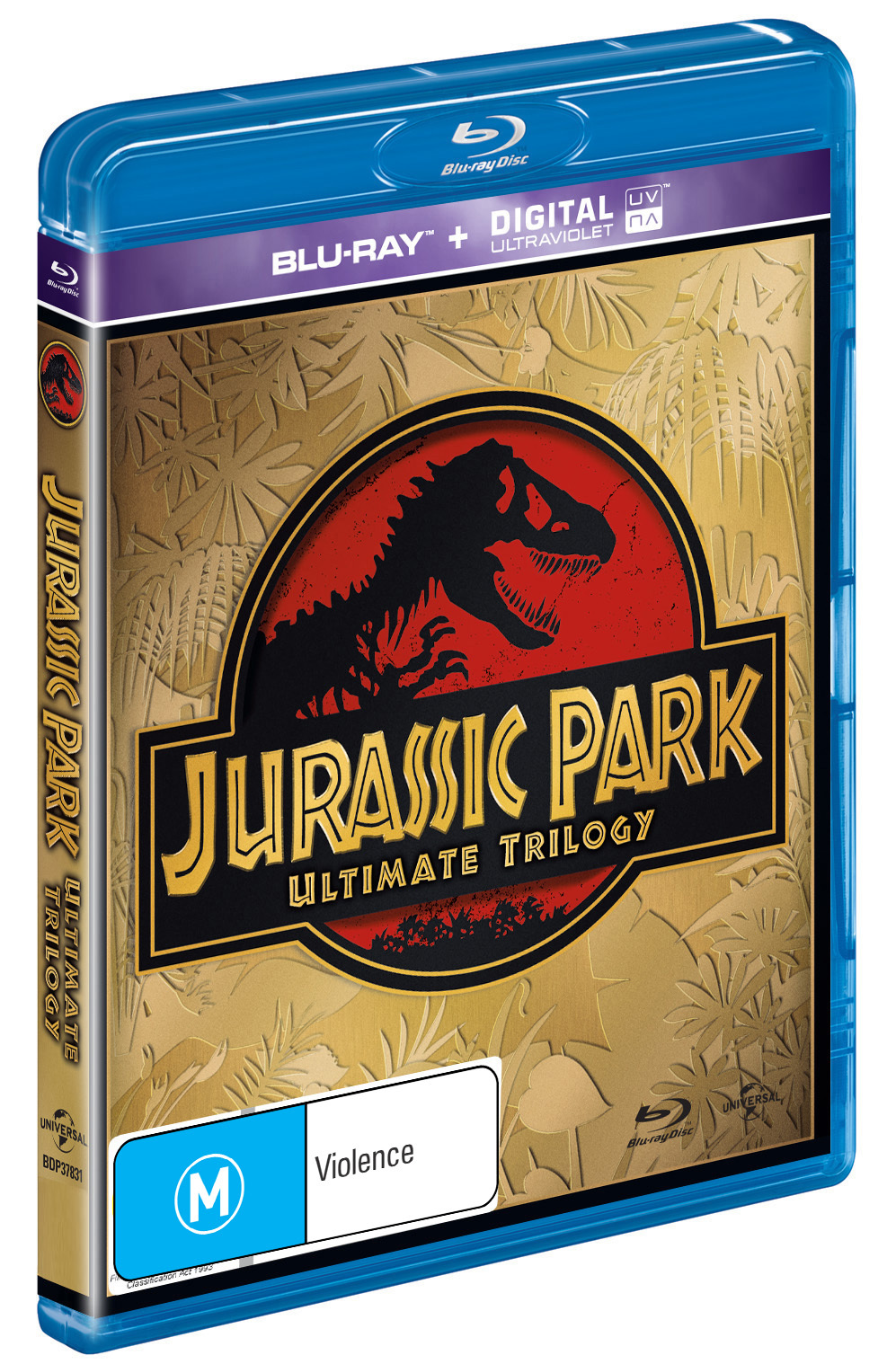 Jurassic Park Ultimate Trilogy on Blu-ray image