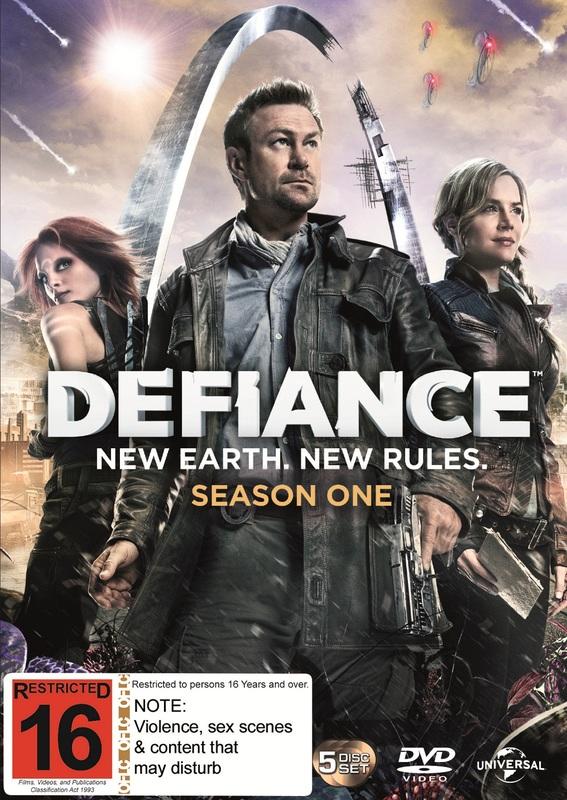 Defiance: Season 1 on DVD