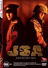 JSA - Joint Security Area on DVD