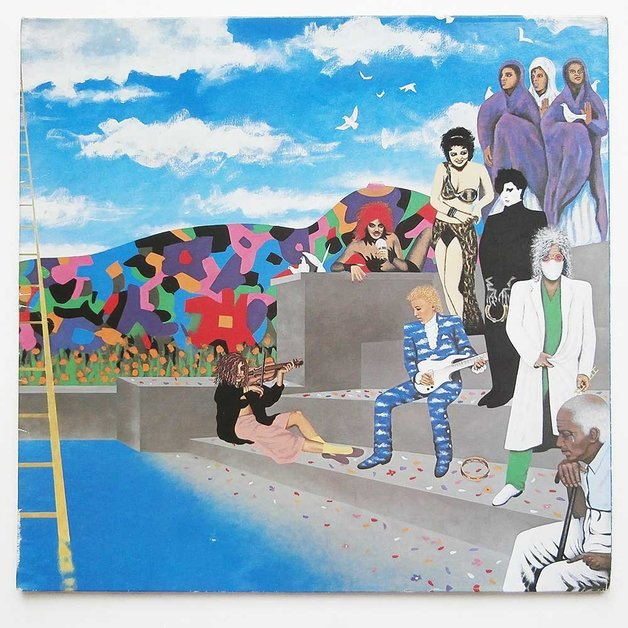 Around The World In A Day (LP) by Prince