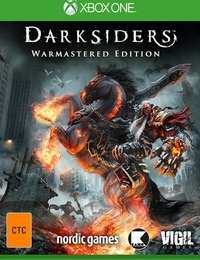 Darksiders Warmastered Edition for Xbox One