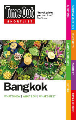 """Time Out"" Shortlist Bangkok by Time Out Guides Ltd"