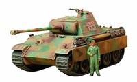 Tamiya 1/35 Panther Type G Early Version - Model Kit image