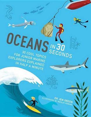 Oceans in 30 Seconds by Jen Green image