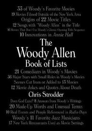 The Woody Allen Book of Lists by Chris Strodder