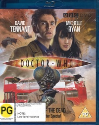 Doctor Who: Planet of the Dead on Blu-ray
